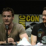 SDCC 2013: X-Men: Days Of Future Past panel: Michael Fassbender and James McAvoy