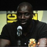 SDCC 2013: X-Men: Days Of Future Past panel: Omar Sy
