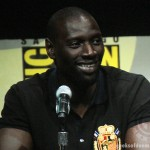 SDCC 2013: X-Men: Days Of Future Past panel: Omar Sy 02