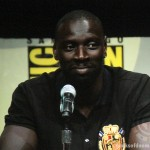 SDCC 2013: X-Men: Days Of Future Past panel: Omar Sy 03