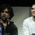 SDCC 2013: X-Men: Days Of Future Past panel: Peter Dinklage and Nicholas Hoult