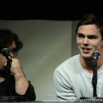 SDCC 2013: X-Men: Days Of Future Past panel: Peter Dinklage and Nicholas Hoult 02