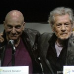SDCC 2013: X-Men: Days Of Future Past panel: Sir Patrick Stewart and Sir Ian McKellan
