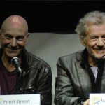 SDCC 2013: X-Men: Days Of Future Past panel: Sir Patrick Stewart and Sir Ian McKellan 02