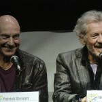 SDCC 2013: X-Men: Days Of Future Past panel: Sir Patrick Stewart and Sir Ian McKellan 03