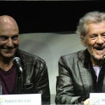 SDCC 2013: X-Men: Days Of Future Past panel: Sir Patrick Stewart and Sir Ian McKellan 04