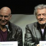 SDCC 2013: X-Men: Days Of Future Past panel: Sir Patrick Stewart and Sir Ian McKellan 05