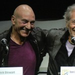 SDCC 2013: X-Men: Days Of Future Past panel: Sir Patrick Stewart and Sir Ian McKellan 06