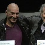SDCC 2013: X-Men: Days Of Future Past panel: Sir Patrick Stewart and Sir Ian McKellan 12