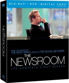 The Newsroom Season 1 Blu-ray