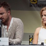 SDCC 2013: Breaking Bad panel: Aaron Paul and Anna Gunn