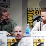 SDCC 2013: Breaking Bad panel: Bryan Cranston and Aaron Paul