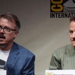 SDCC 2013: Breaking Bad panel: creator Vince Gilligan and Bryan Cranston