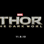 Thor The Dark World title card