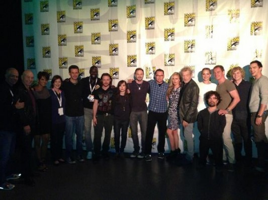 X-Men: Days Of Future Past Comic-Con Panel