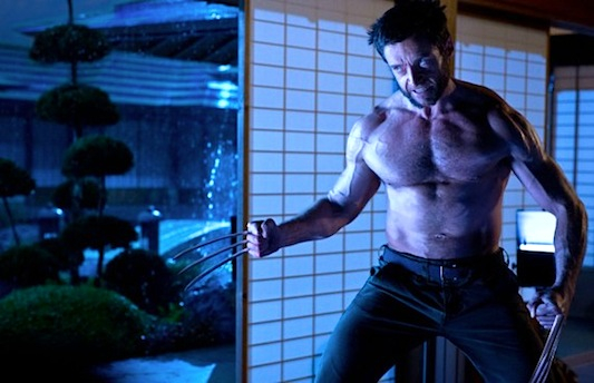 Hugh Jackman is the Wolverine