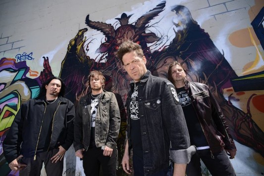 Newsted band photo