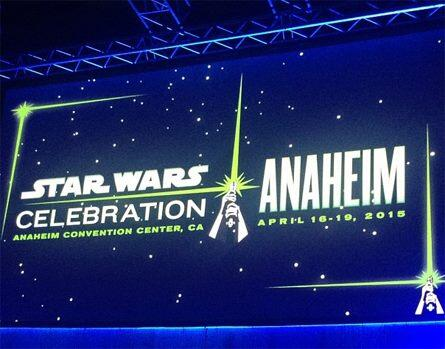 Star Wars Celebration Comes To Anaheim In 2015