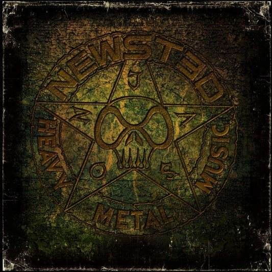 Newsted Heavy Metal Music album cover