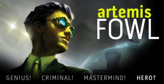 Artemis Fowl Header