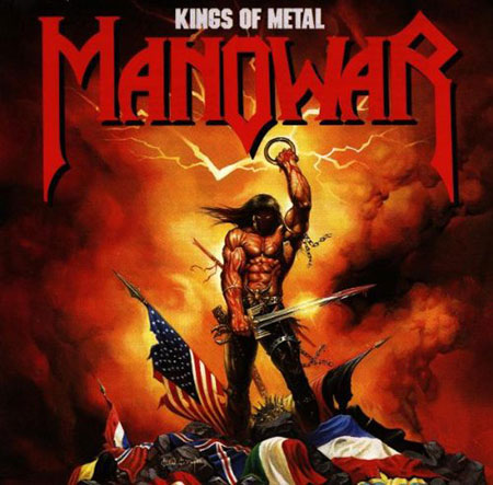 Manowar Kings Of Metal