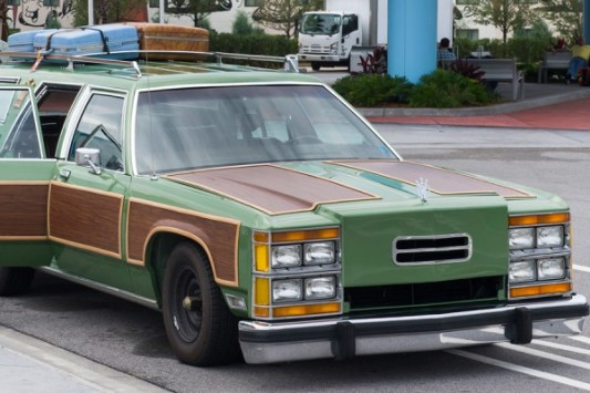 National Lampoon's Vacation Custom Wagon Queen Family Truckster