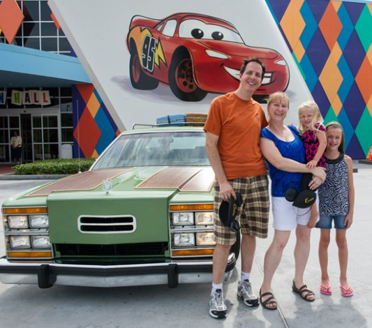 National Lampoon's Vacation Griswold Family Disney trip