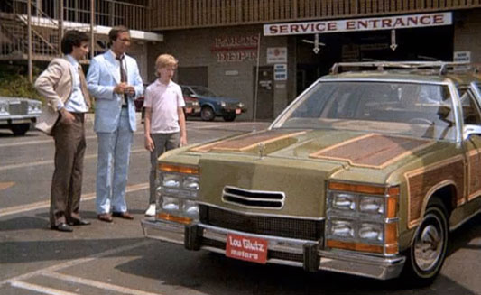 National Lampoon's Vacation Wagon Queen Family Truckster