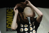 SDCC 2013: Karen Gillan, Guardians Of The Galaxy Panel 02
