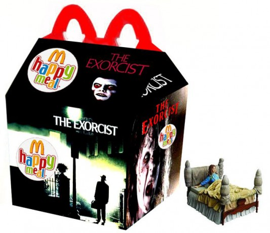 The Exorcist Happy Metal