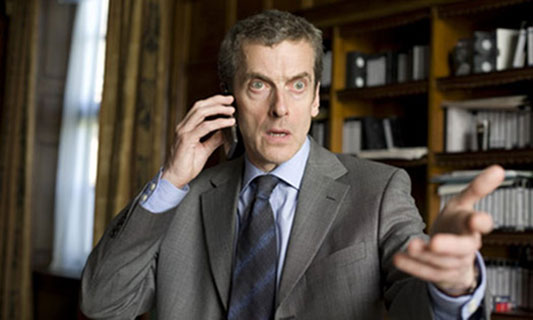 Peter Capaldi The Thick Of It