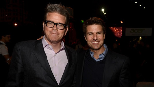 Christopher McQuarrie says he'll direct Mission: Impossible 5