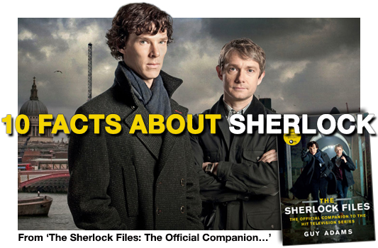 10 Facts about Sherlock banner