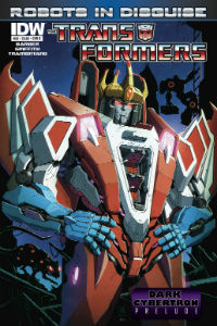 Transformers: Robots in Disguise #20