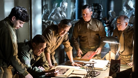 The Monuments Men Header