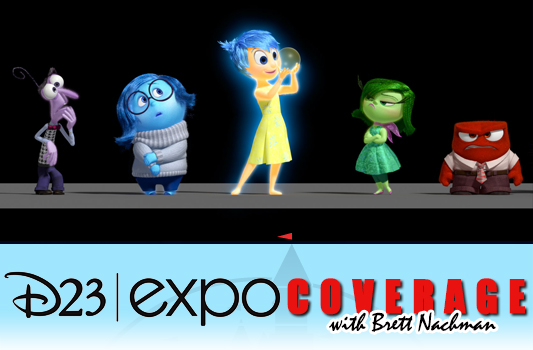 D23 2013: Inside Out panel banner