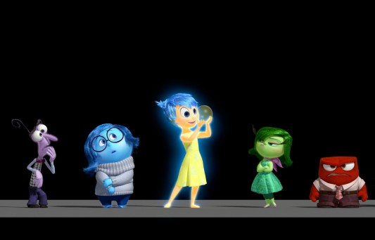 Disney Pixar Inside Out