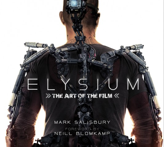 Elysium: The Art of the Film
