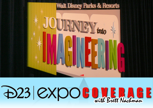D23 Expo 2013: Imagineering photo gallery banner
