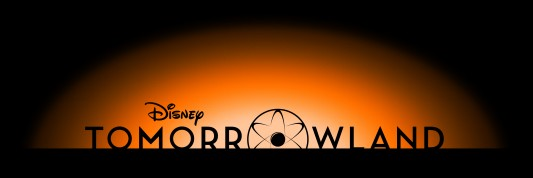 Disney Tomorrowland title card