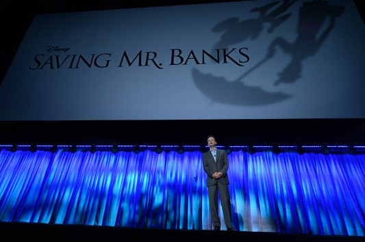 Disney D23 Expo Saving Mr. Banks