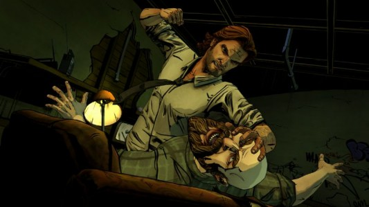 Fables The Wolf Among Us Image