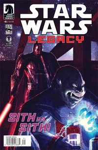 Star Wars: Legacy, Vol. 2 #6