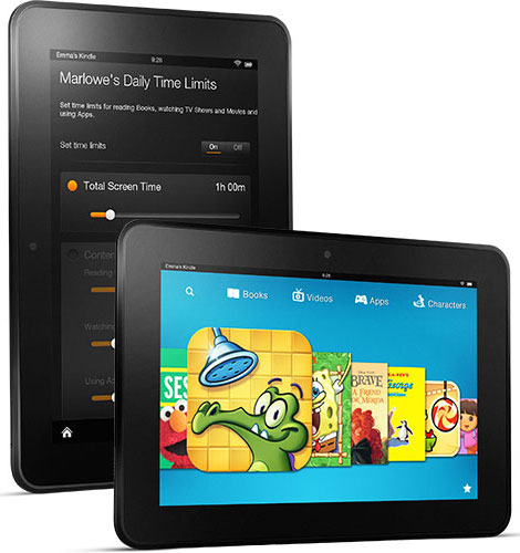 Certified Refurbished Kindle Fire HD 8.9 inch Tablet