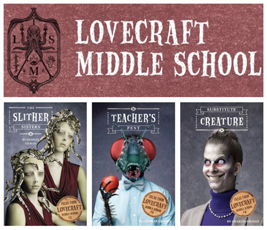 Quirk Books Welcome to Lovecraft Middle School