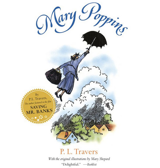 Mary Poppins Series By P.L. Travers