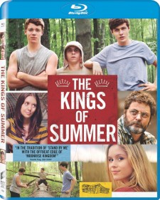 The Kings of Summer Blu-ray