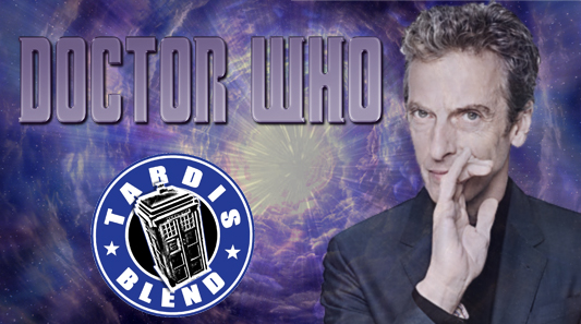 The Doctor Who TARDISblend