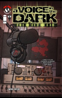 Top Cow: A Voice In The Dark #1 cover by Larime Taylor
