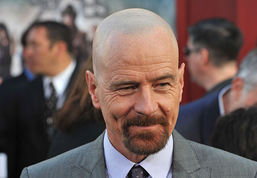 'Breaking Bad' Star Bryan Cranston Denies Lex Luthor ...